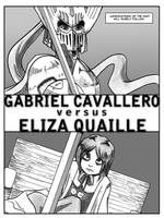 Cavallero VS Eliza PG 2 by bittermause