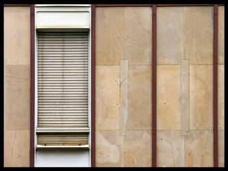 Wall and window by bupo