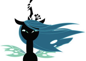 The Changeling Queen by mkovic