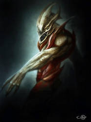 creature SC By MAW deviantart 2010 by mawgallery