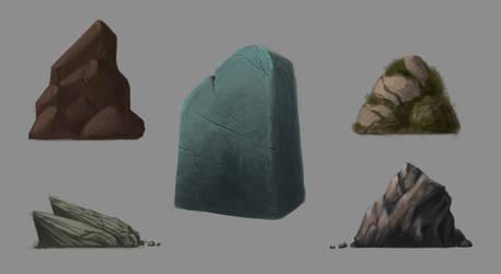 Rocks Rock! by Maziero