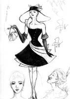 fashion sketch by seika-thealamo