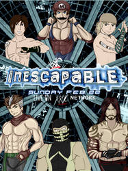 WWC Inescapable 2015 by soryukey