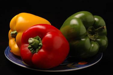 Bell Pepper by ibrahimrasheed