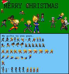 Merry Christmas by SpriteNerd1234