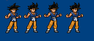GT Adult Goku JUS by SpriteNerd1234