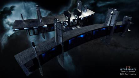Asgard Valhalla Station by dolynick