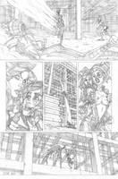 Red She Hulk backup 3 page 4 by RyanStegman