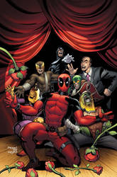 Deadpool 49 point one cover by RyanStegman
