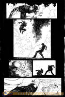 scarlet spider 6 page by RyanStegman