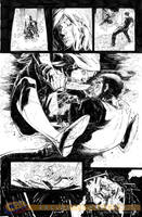 Scarlet Spider issue 6 page 1 by RyanStegman