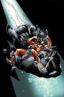 Scarlet Spider 13 cover by RyanStegman