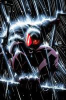 Scarlet Spider 15 cover by RyanStegman