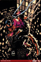 Scarlet Spider 20 cover by RyanStegman
