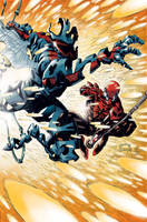 Superior Spider-man 19 by RyanStegman