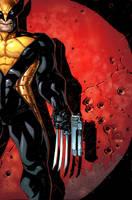 Wolverine 1 by RyanStegman