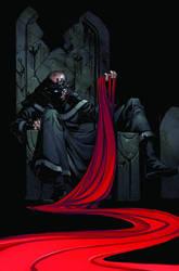 Inhuman 5 Cover by RyanStegman