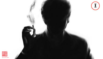 CSM (X-Files Fanart) by Peccosa