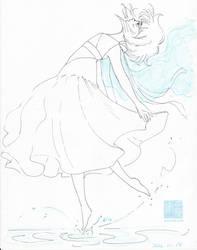 [2016.01.17] Water Dancer by Peccosa