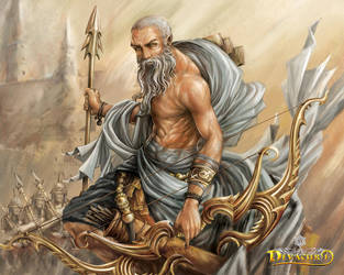 Dronacharya by SARYTH