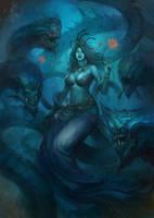 Naga queen by SARYTH