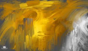 Digital Fine Art Painting Brushes by MichaelAdamidisArt