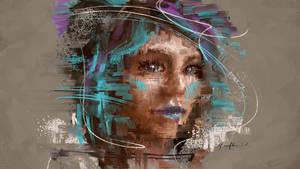 Digital Fine Art Brushes for Photoshop by MichaelAdamidisArt