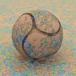 Not a tennis ball by davidbrinnen