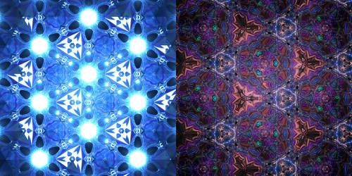 HDRI kaleidoscope tut2 for Bryce by davidbrinnen