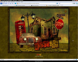 Loose Arts Home by Ferfurtado