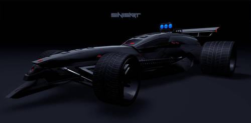 Racer concept by sinisart by Sinisart