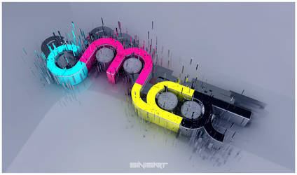 Cmyk by sinisart by Sinisart