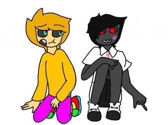 WoOw!! New characters!! by RandomChild13