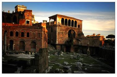 ruins by arumast