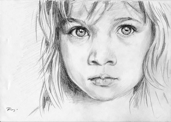 little girl by lilalo-art