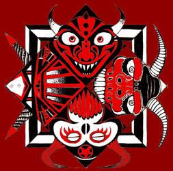 4 Demons by Patriot54