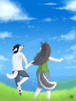 Run away together by NatalieDeCorsair