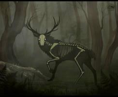 Swamp Spirit by NatalieDeCorsair