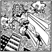 Superhero Icon by JeffDee