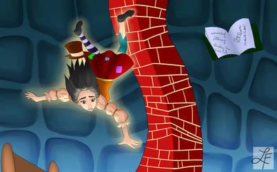 Down the Rabbit Hole by lostinherfantasies