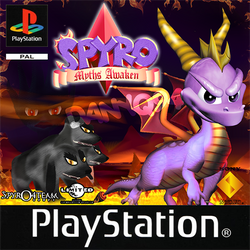 Spyro Myths Awaken fan cover by danyq94