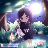 YCH-Ending Summer Night by Akayam