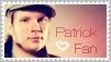 Patrick Stump Stamp by Eilyn-Chan