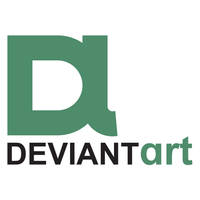 DeviantArt rebrand/logo concept #testdrive by DeviantSlashLonghorn