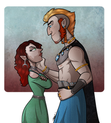 Lioden: Betrothed by Bubba-Buu