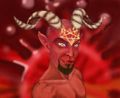El Diablo by MLinares