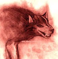 Lobo furioso by MLinares