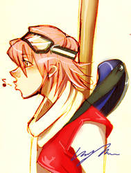 Haruko by synthemescal