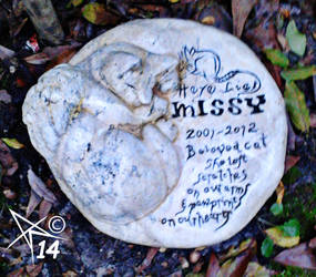 Missy's Tombstone, Finished by Zagzagel
