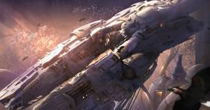 shiptopview master mkII by cakeypigdog